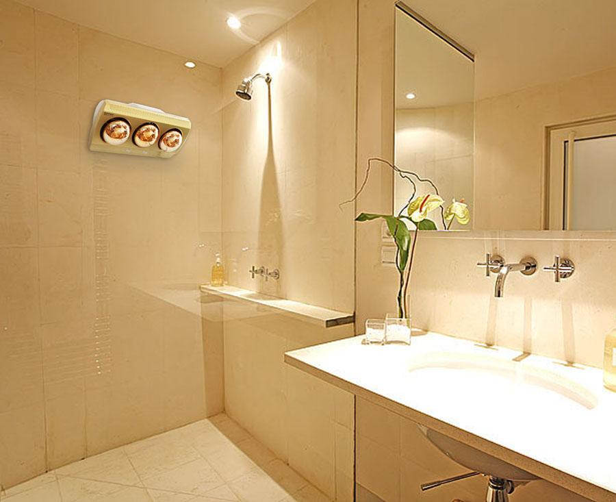 Phòng tắm sử dụng thiết bị vệ sinh caesar