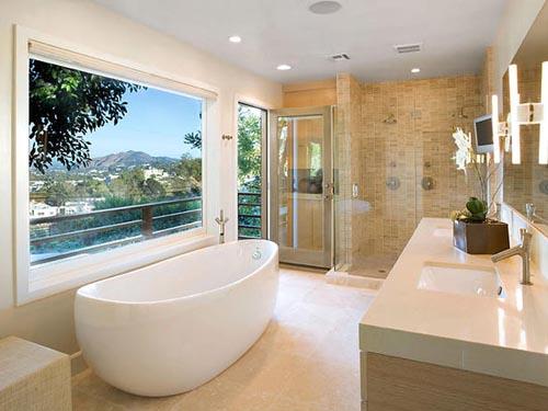 Thay đổi diện mạo nhà vệ sinh với thiết bị vệ sinh Caesar