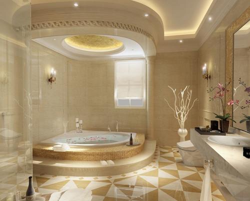 Cách vệ sinh bồn tắm caesar đúng cách