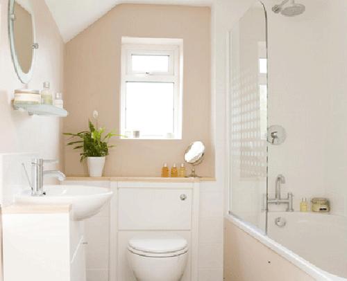 Cách bố trí thiết bị vệ sinh cho phòng tắm nhỏ hẹp như thế nào?