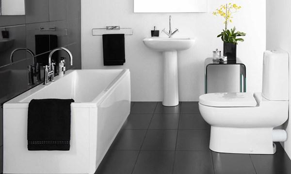 Những sai lầm khi lắp đặt bồn tắm Caesar với các thiết bị vệ sinh khác trong phòng tắm