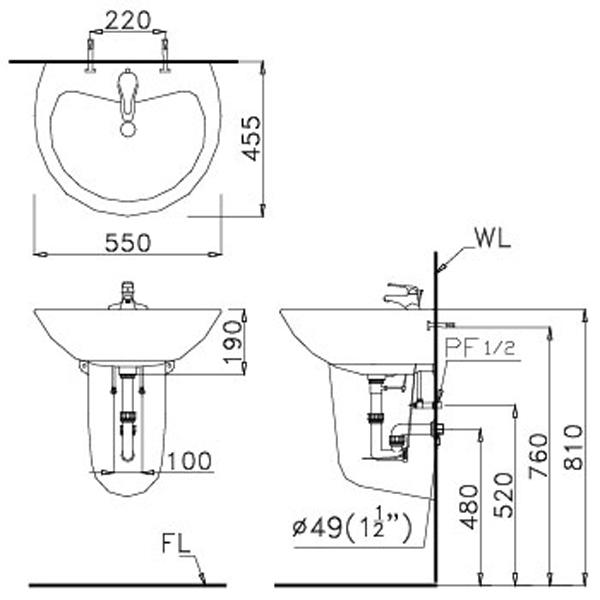 So-d0-lap-dat-lavabo-caesar-chan-lung-l2155p2441