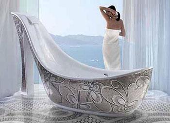 Bồn tắm Caesar- nâng tầm cuộc sống hiện đại