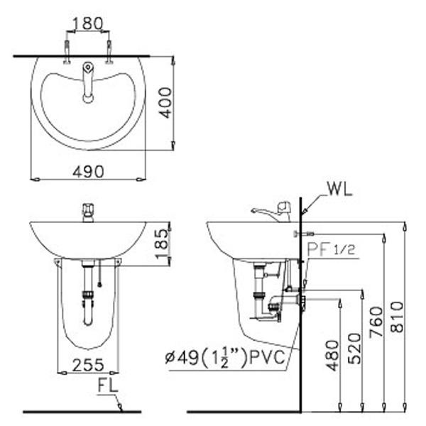 lavabo-caesar-chan-lung-l2150p2441